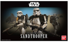 Bandai 1/12 Plastic Model Kit Star Wars Sandrooper JP epacket