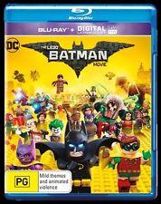 The LEGO Batman Movie(Blu-ray NEW Region B
