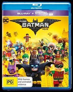 The LEGO Batman Movie (Blu-ray, 2017)