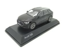 1 43 NOREV Audi Q8 2018 Black-metallic