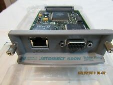 Hp Jetdirect 600N Token Ring And Rj45 Net Work Card J3112A