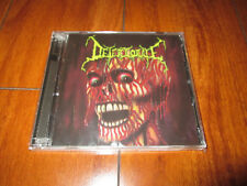 DETERIORATE Rotting In Hell 2CD 1993 Deicide Baphomet Goreaphobia Necrotion