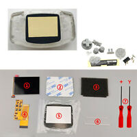 IPS LCD 10 Levels Brightness Housing Set for GBA Game Boy Advance Game Console
