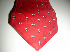BALENCIAGA 100% SILK TIE MADE IN THE U.S.A.