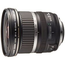 USED Canon EF-S 10-22mm f/3.5-4.5 USM Lens Excellent FREESHIPPING