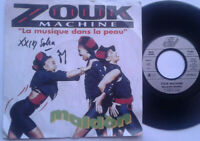 "Zouk Machine / Maldon / Lanmou Soley 7"" Single Vinyl 1989"