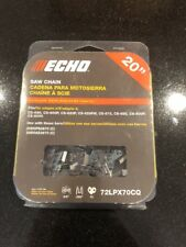 "BRAND NEW ECHO 72LPX70CQ  20"" POWER MATCH CHAINSAW CHAIN"