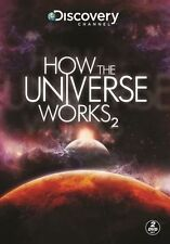 How the Universe Works-Series 2 [DVD-R]