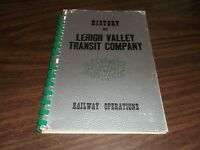 1966 HISTORY OF THE LEHIGH VALLEY TRANSIT COMPANY