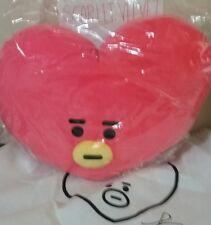 NWT LINE FRIENDS x BT21 42 cm TATA V Taehyung BTS Plush Cushion Pillow OFFICIAL