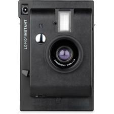 LOMO Li800 Instant Camera 3 Lens Kit- Black - Valued at