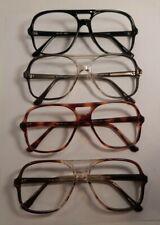 Vintage 10 Pc Lot Elite Harry Asst Colors Men/'s Eyeglass Frame NOS #S27