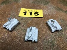 6mm Epic 40K Armageddon - Imperial Guard Command Chimera x 3 - 115