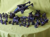 WARHAMMER 40K PAINTED ORKS ARMY - MANY UNITS TO CHOOSE FROM