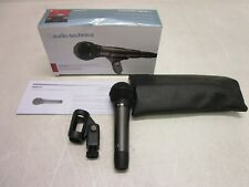 Audio Technica ATM410 Cardioid Synamic Vocal Microphone New Open Box