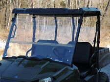 2014 Midsize POLARIS RANGER 570 CREW Full-Folding Front Polycarbonate Windshield