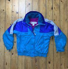 Columbia Sportswear Womens Size Medium Vintage 3 in 1 Multi Colour Jacket