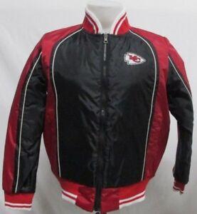 Kansas City Chiefs NFL Women's Full Zip Reversible Jacket