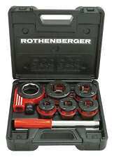 "Rothenberger Schneidkluppen-Set 1/2"" - 1"" Zoll - 070780X"