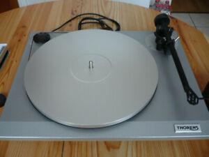 Platine tourne-disque THORENS TD 800 d'occasion