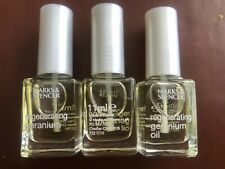 5 X MARKS AND SPENCER REGENERATING GERANIUM OIL 11ML