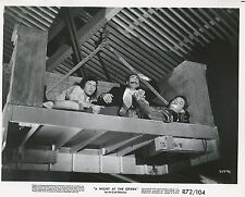 THE MARX BROTHERS A NIGHT AT THE OPERA  1935 VINTAGE PHOTO R72 #4