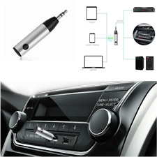 Wireless Bluetooth V4.1 Receiver Mini Bullet 3.5mm For Mic Car Aux Music Speaker