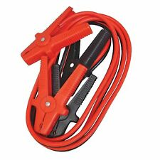 3.6m Heavy Duty Jump Leads Start Vehicle Battery Booster Cables Silverline 600A