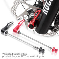 Titanium Alloy Axle skewer Quick release skewers for Mountain Bicycle Road Bike