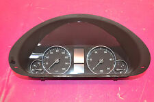 MERCEDES C CLASS W203 C220 CDI COUPE SPEEDOMETER INSTRUMENT CLUSTER 2035407647