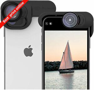 Olloclip iPhone 11 Pro Elite Pack Lens Pocket Pro Fisheye Macro 15X RRP 99.99