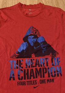 Nike Manny Pacquiao T-Shirt Size Youth Large 14-16