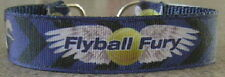 FLYBALL TOY DOG COLLAR w LEAD JACK PARSON RUSSELL FOX TERRIER BORDER COLLIE