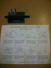 Logan Hand Matcutter by Graphic Engineering