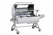 NEW Catering Hog Roast /Spit Roast Oven /BBQ Stainless Steel Pig Roast Machine