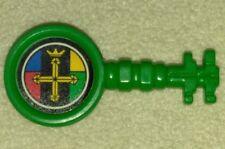 1984 Voltron Green Key Accessory Part Piece Panosh Place *RARE