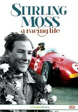 Stirling Moss - A Racing Life (New DVD) Motor Racing F1