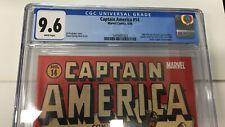 CAPTAIN AMERICA #14 (2006) - CGC 9.6 - BUCKY REGAINS HIS MEMORIES - MARVEL