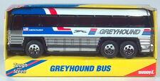 "Buddy L Brute Greyhound MC 8 Americruiser Bus 7.5"" Scale Model 500 R- Excellent"