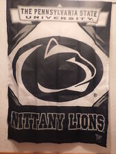 New listing The Pennsylvania State University Nittany Lions 37 x 27 Flag/Banner/Pennant