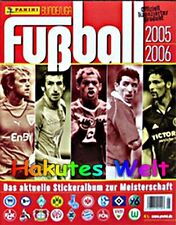 PANINI - FUßBALL BULI 2005/06 - DSC Arminia Bielefeld