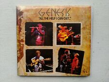 BRAND NEW - Genesis All the Help I can Get CD w/ Phil Collins & Peter Gabriel