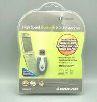 IOGear High Speed Bluetooth 2.0 USB Adapter Class 2 GBU221P
