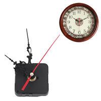 Quartz Wall Clock Movement Mechanism DIY Repair Tool Parts Kit with Hands JK