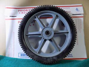 "Murray Large 13 11/16"" Replacement Push Mower Rear Wheel 4.5hp/22"" Lawnmower"