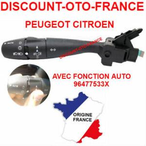 Comodo clignotant interrupteur Peugeot 307 301 308 206 207 405 407 408 96477533X
