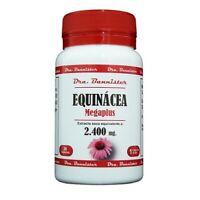 EQUINACEA / ECHINACEA 2.400mg.  60cps  Envio urgente gratis Dra. BANNISTER