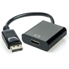 DisplayPort a HDMI adattatore | DP Maschio a HDMI Femmina Cavo Convertitore Video