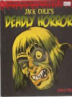 Craig Yoe The Chilling Archives Of Horror Comics Jack Cole's Deadly Horror HC