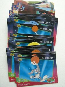 Upper Deck 1996 Space Jam Trading Cards Card Variants (e31)